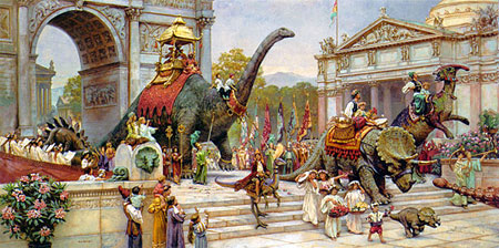 Dinotopia - James Gurney